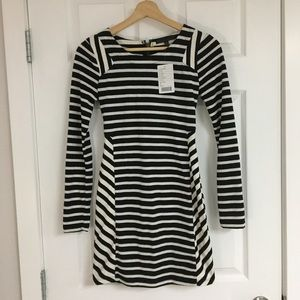 Urban Outfitters striped dress, size XS.